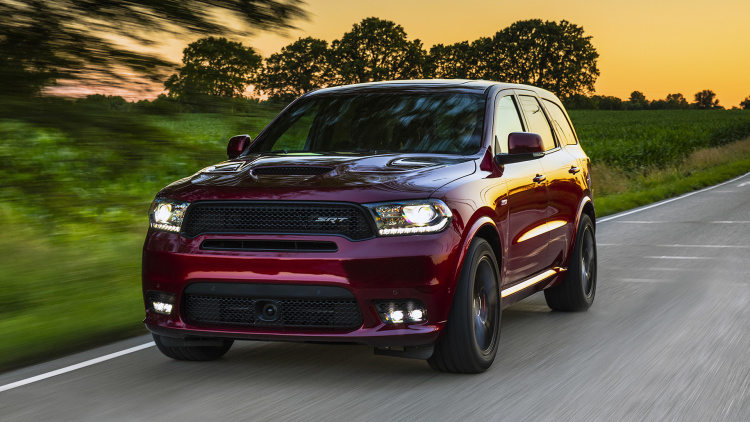 Dodge Durango SRT8: Long Time Coming